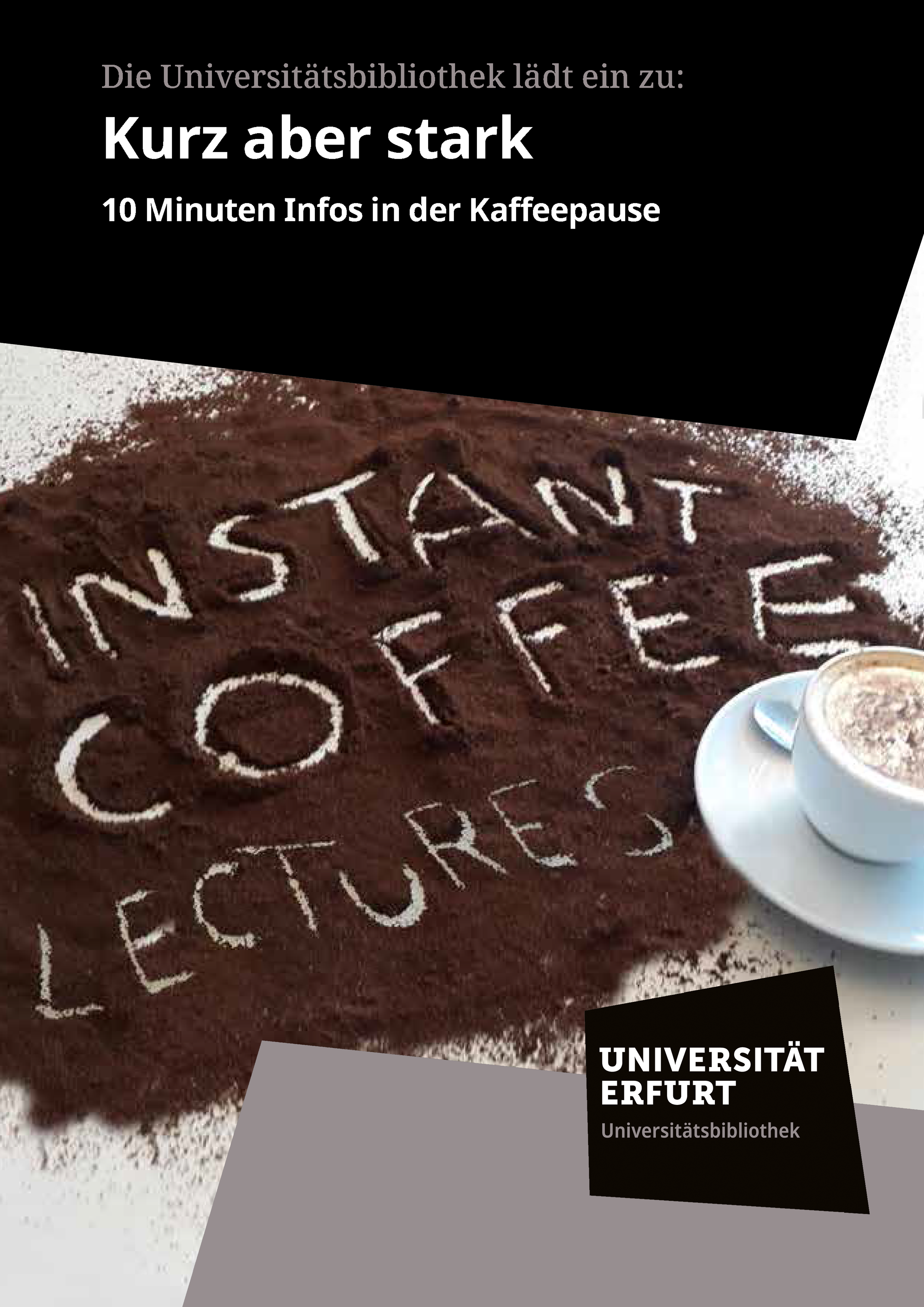 Coffee Lectures, Kaffeetasse