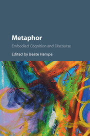 "Front cover: Hampe, ""Metaphor"""